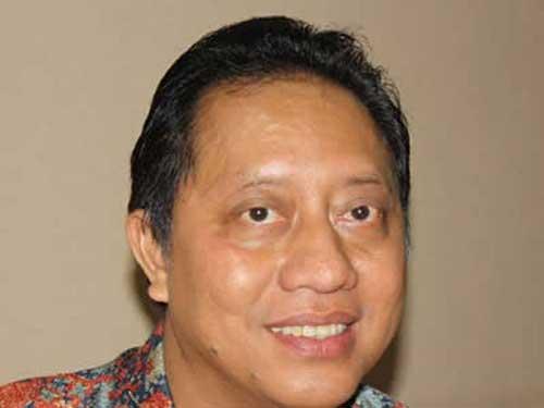 Dirjen Industri Unggulan Berbasis Teknologi Tinggi (IUBTT) Kementerian Perindustrian (Kemenperin) Budi Darmadi