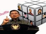 Kabarnya, SBY akan Ganti 4 Menteri